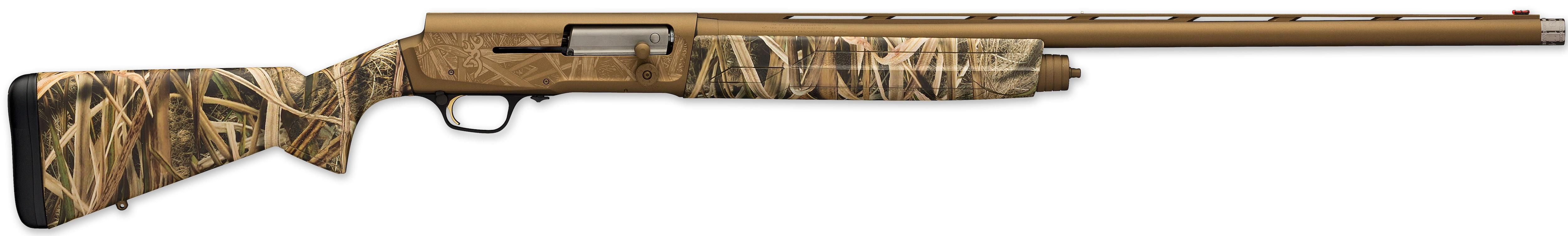 2017 Shotguns -- Browning A5