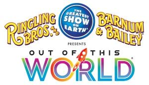 Ringling Bros white logo image