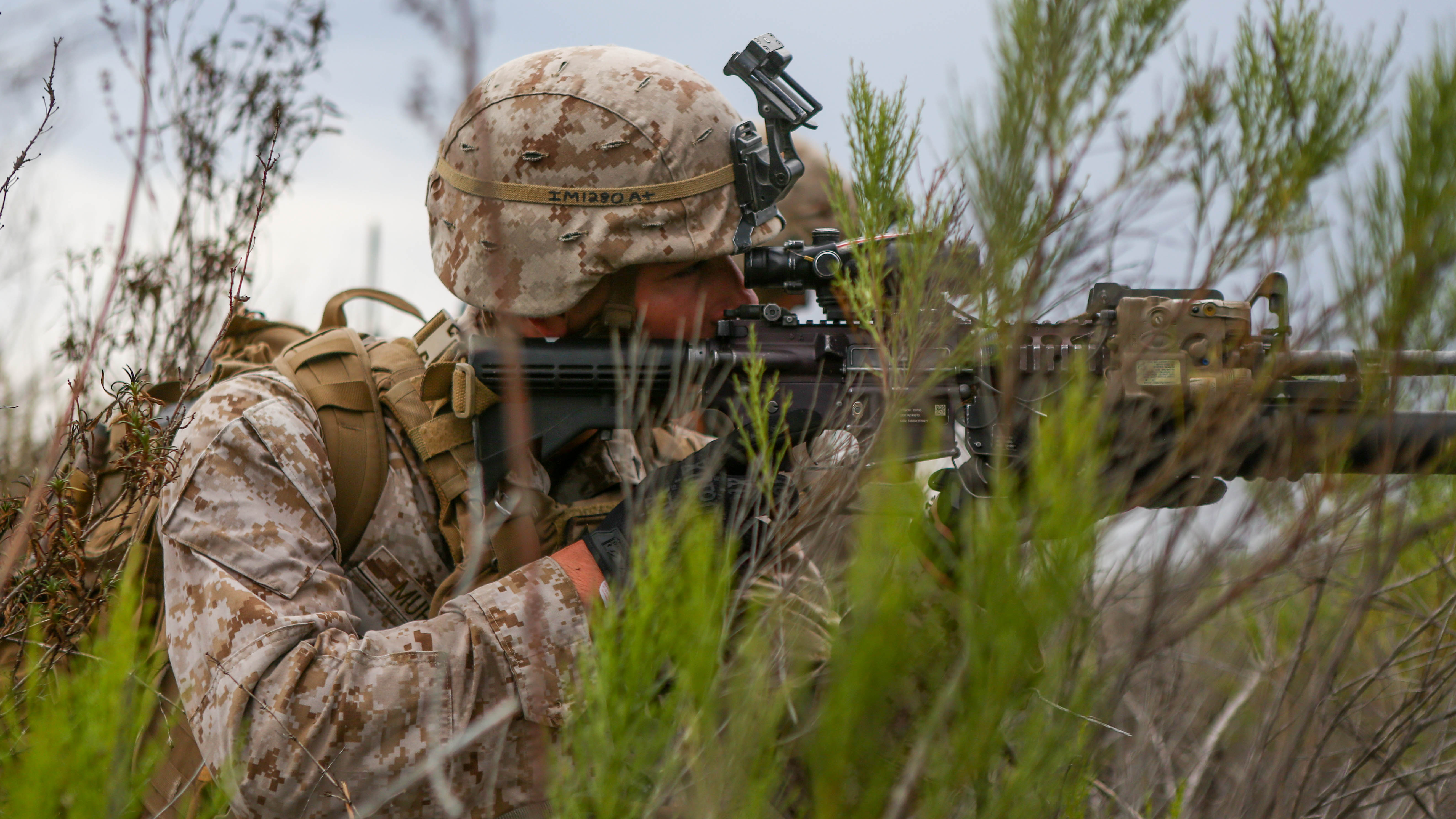 1st Marine Division holds the first super squad competition in 15 years