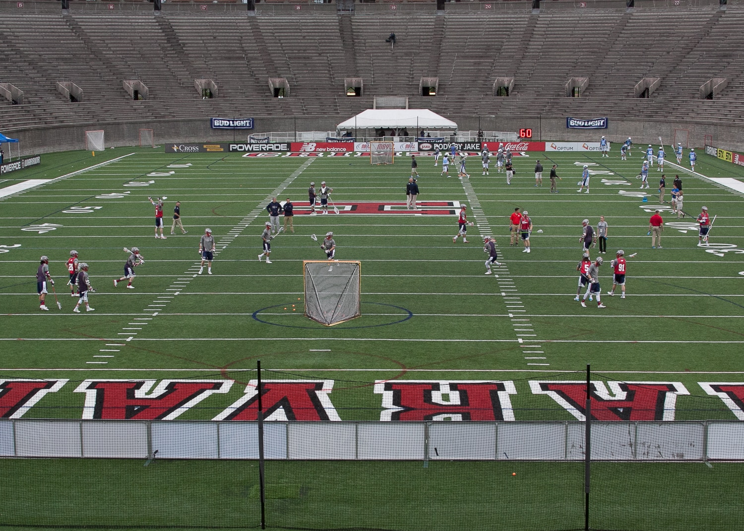 harvard stadium boston cannons