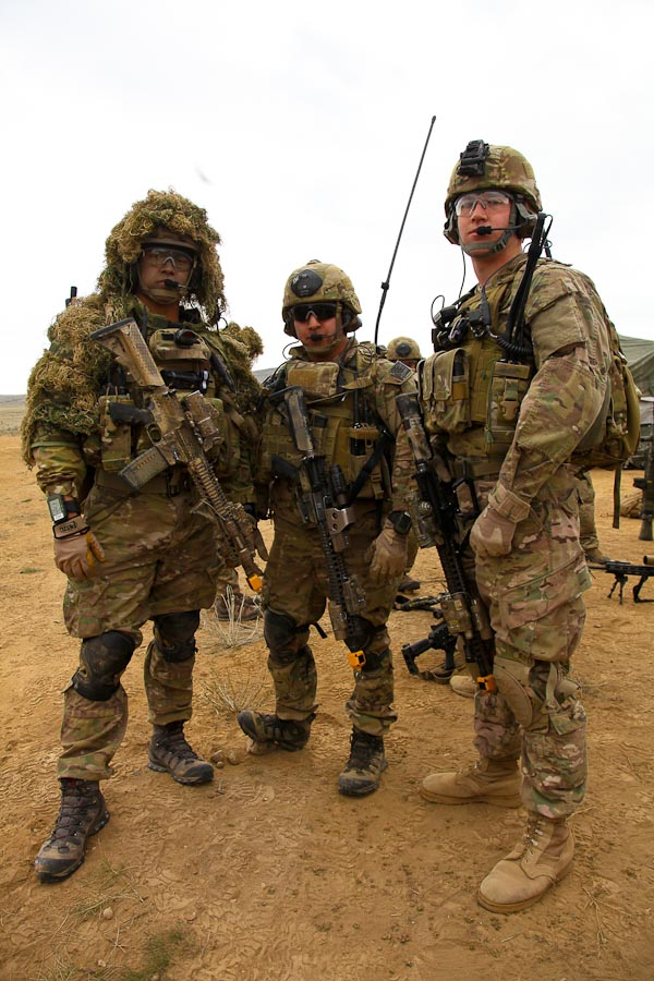 army ranger now list opportunities