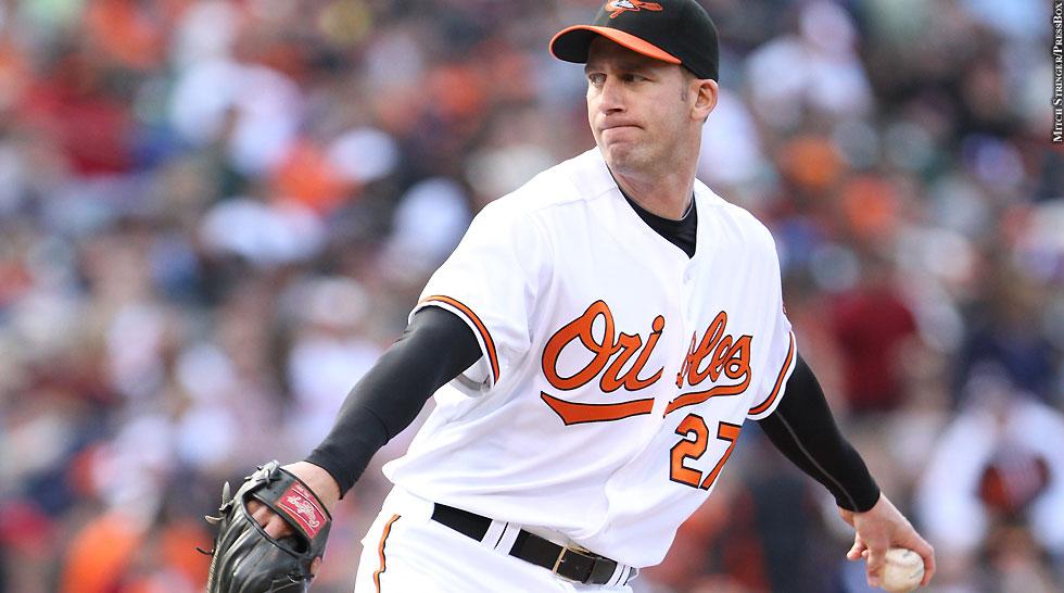 Orioles 2010: Mark Hendrickson