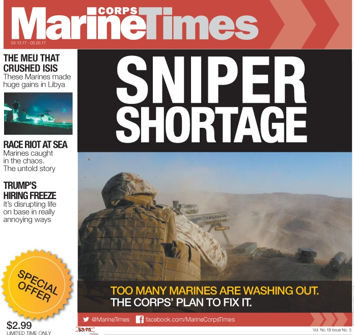 marine corps times 31317