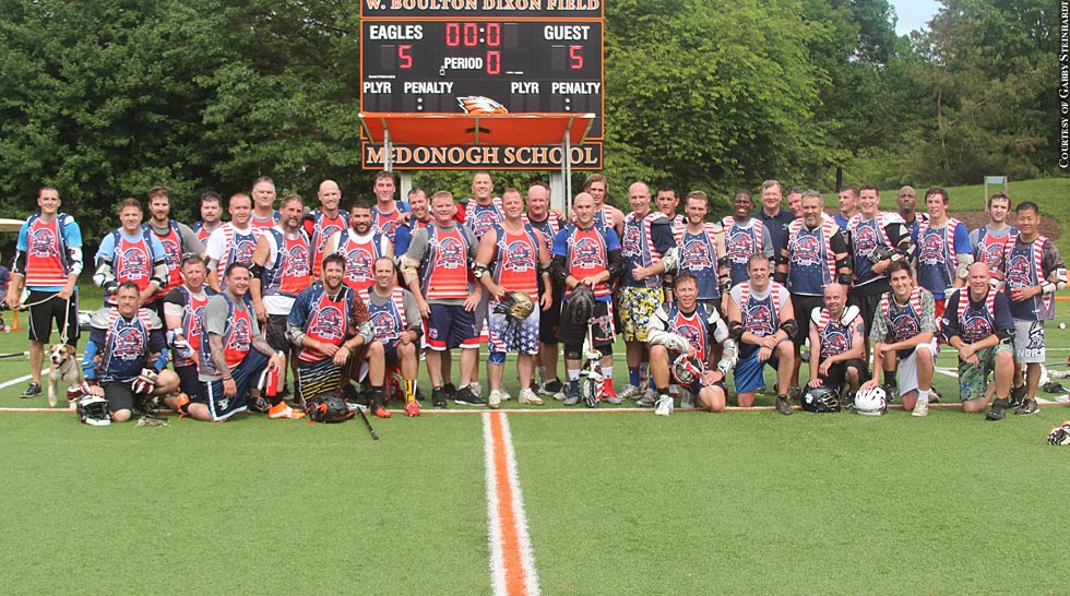 Shooutout for Soldiers 2014: Team