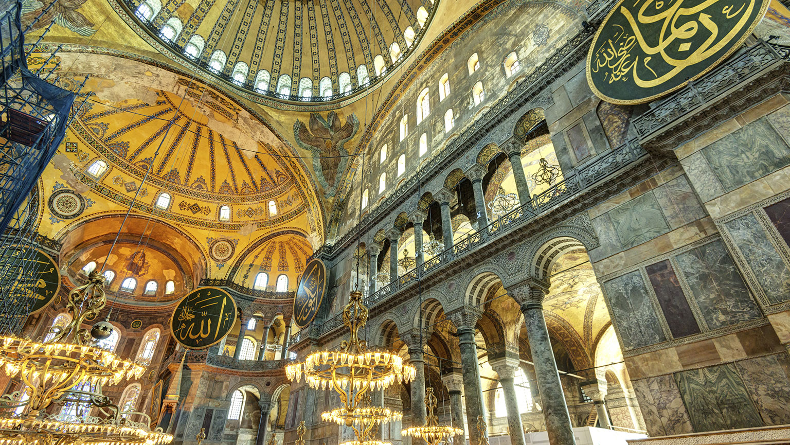 the pearl of constantinople u2014hagia sophia