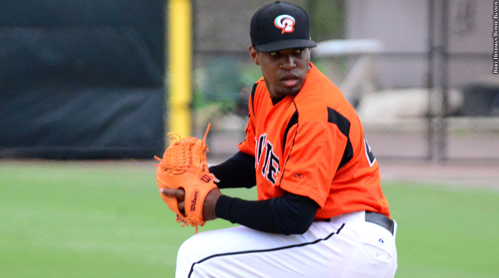 Bowie Baysox 2015: Mychal Givens