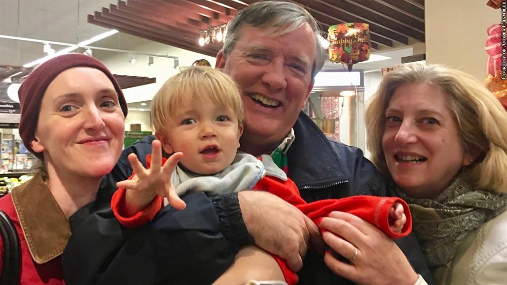 Issue 246: John McNamara and family