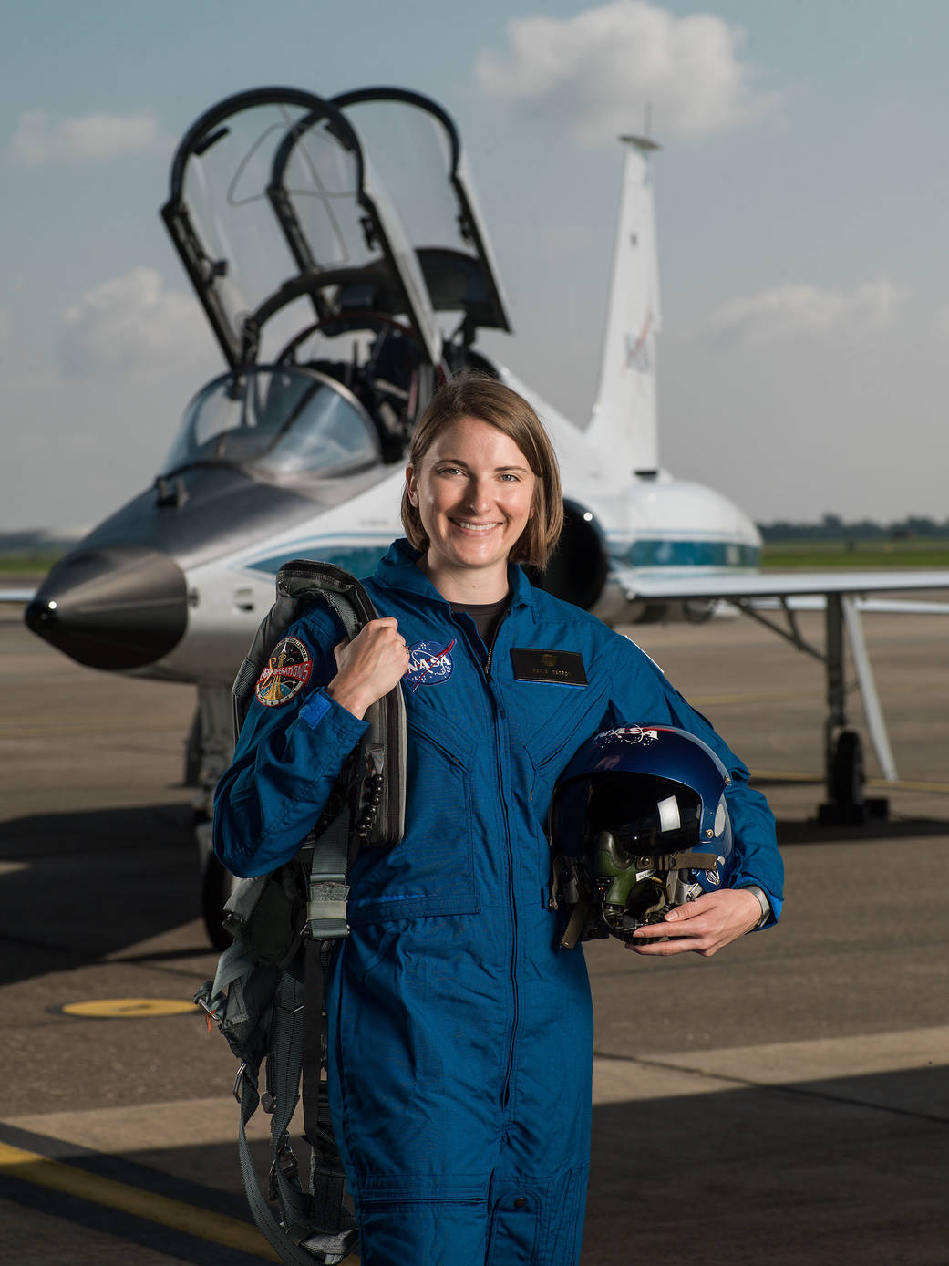 Meet the seven military men and women training to be NASA ...