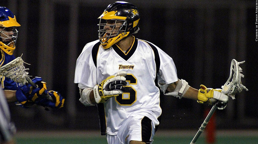 Issue 194: Towson Lacrosse 2002-06: Casey Cittadino