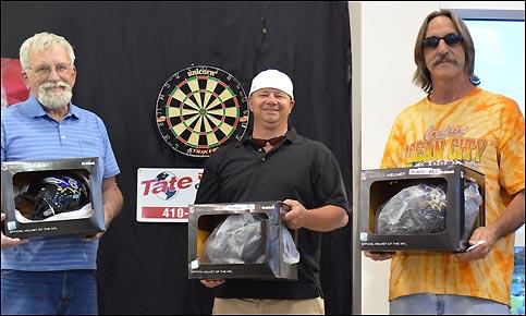 PressBox And Tate Dodge Congratulate The Winners