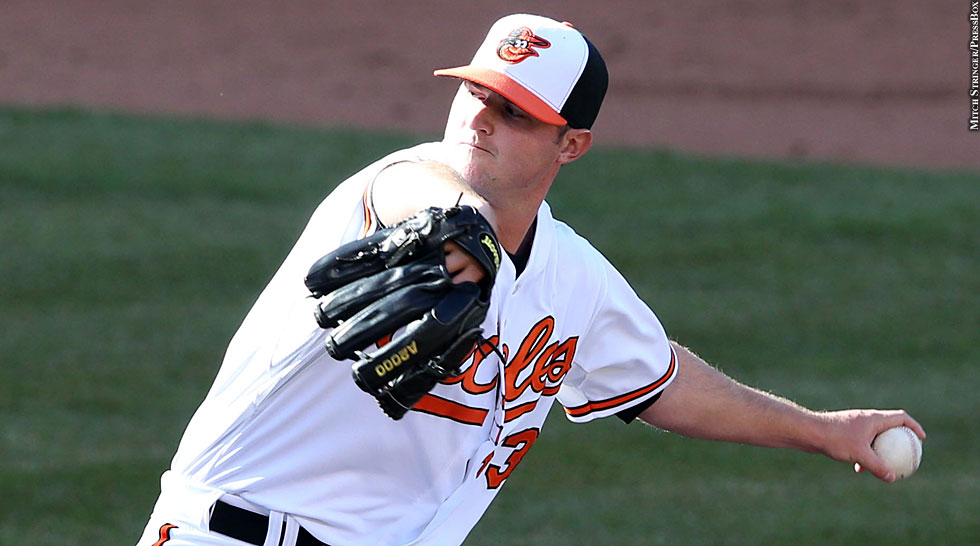 Orioles 2014: Zach Britton