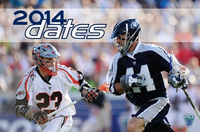 Major League Lacrosse announces key dates, changes in pla | Major League Lacrosse