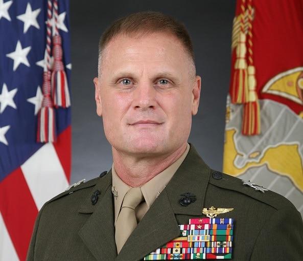 Maj. Gen. Steven Rudder
