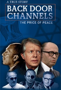 Image of Back Door Channels: The Price of Peace