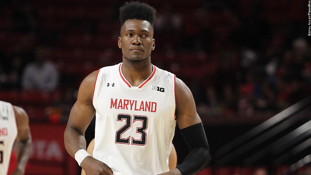 Maryland Terps Basketball 2018-19: Bruno Fernando