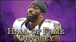 Ed Reed Hall of Fame Odyssey