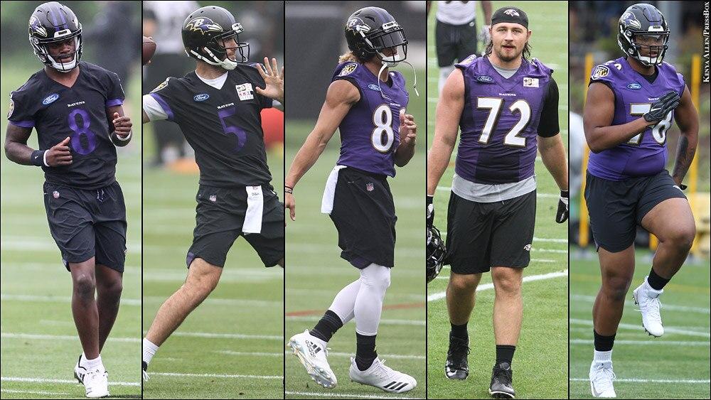 Ravens-2018-training-camp-storylines-lamar-jackson-joe-flacco-willie-snead-alex-lewis-orlando-brown