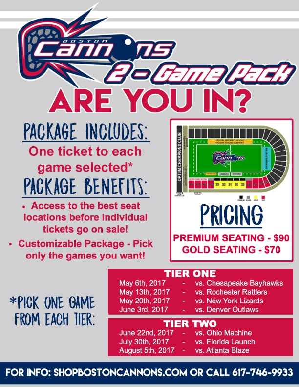 2-Game Pack Flier