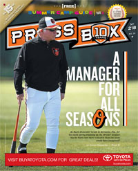 Issue 218: PressBox February 2016 Cover