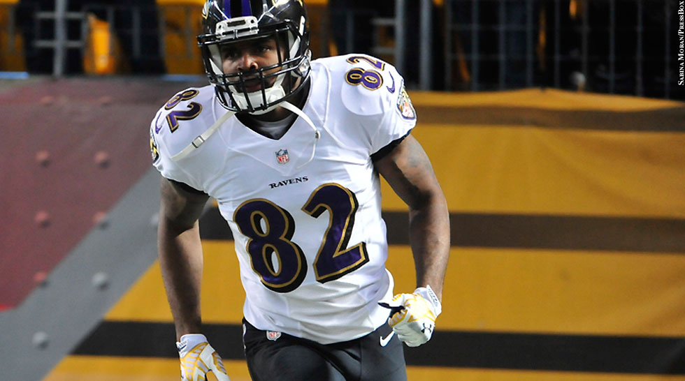 Issue 206: Ravens 2014: Torrey Smith (vs. Pittsburgh)