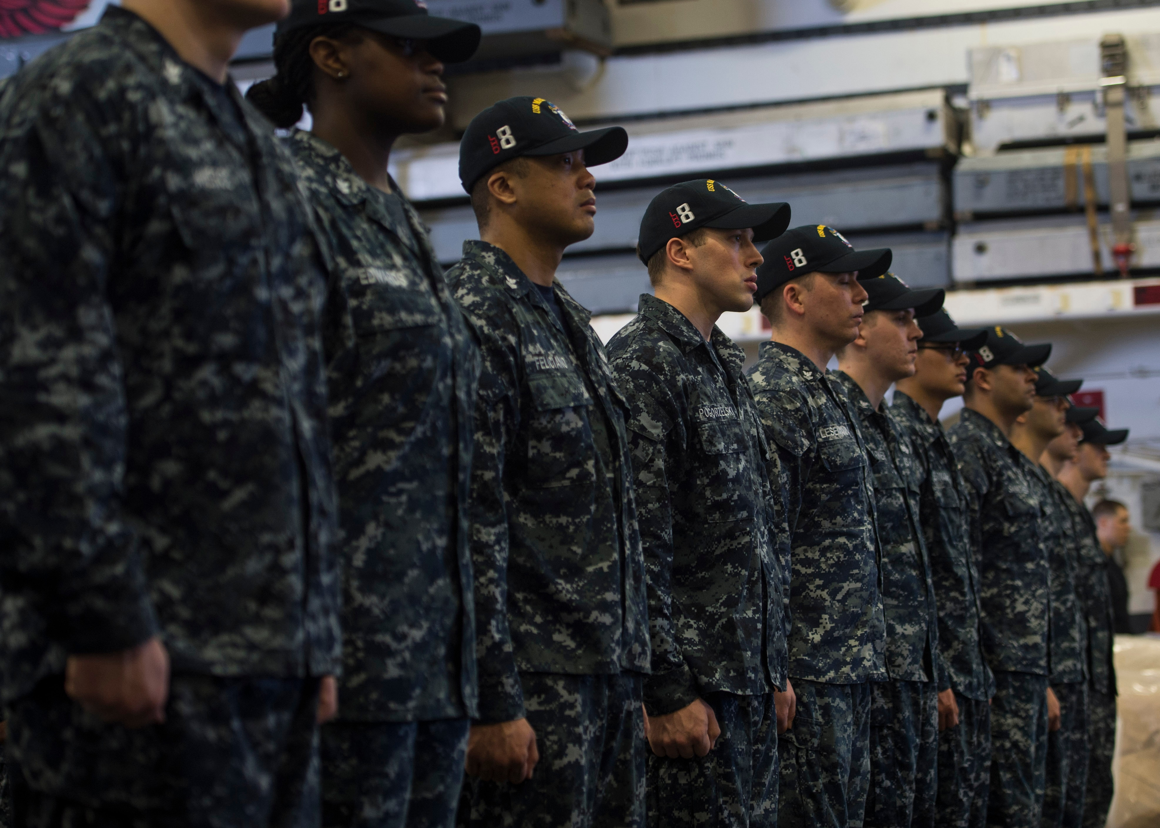 Posting private nude photos is now a crime in the Navy and Marine Corps