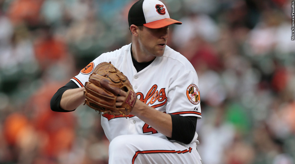 Orioles 2013: Jim Johnson (set)