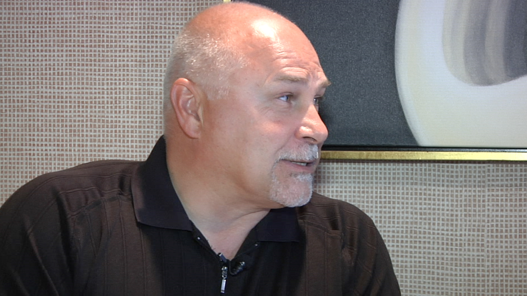 Barry Trotz One-on-One from the NHL Awards 6/23/14