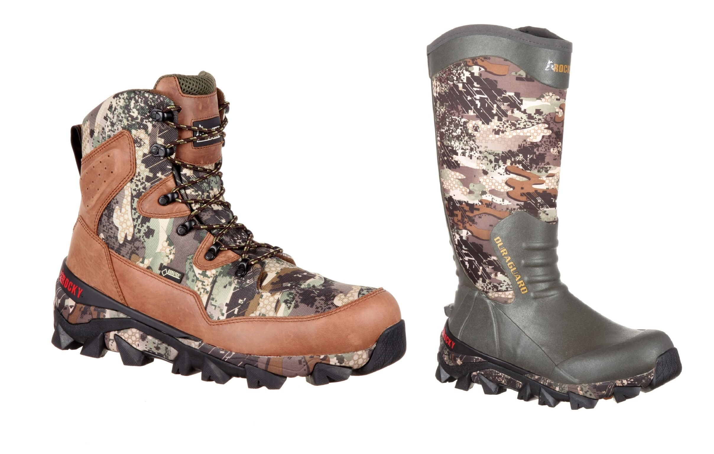 Rocky Claw Boots