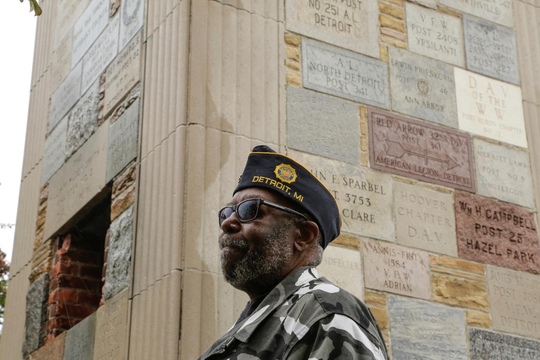 Michigan War Veterans Memorial 3