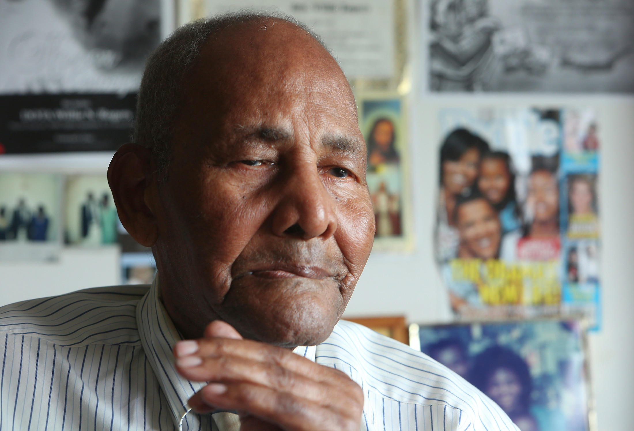 Willie Rogers, 99, Tuskegee Airman