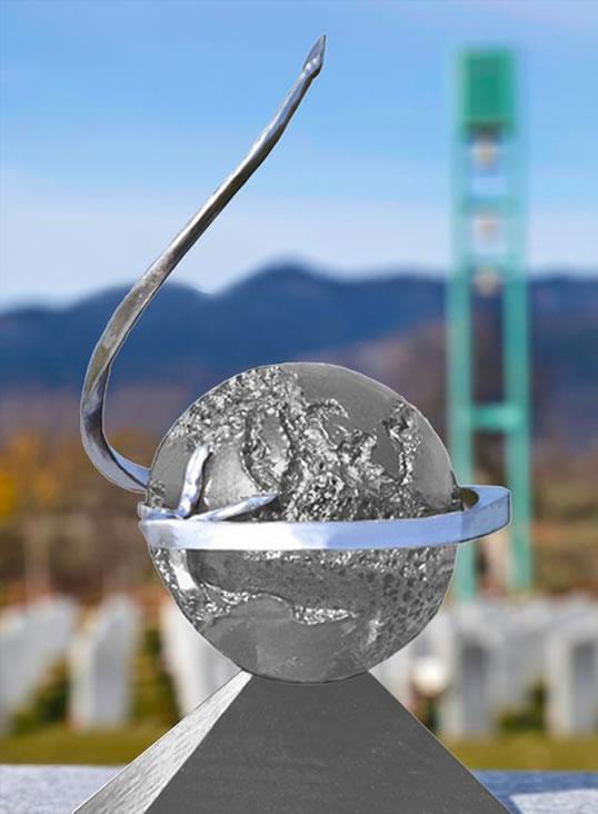 USAF California Monument