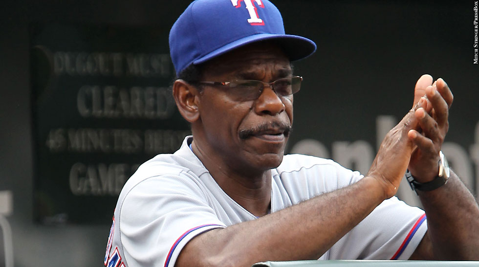 MLB 2012: Texas Rangers: Manager Ron Washington