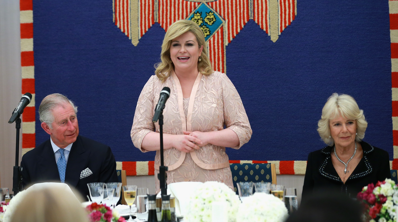 Interview: President of Croatia Kolinda Grabar-Kitarovic