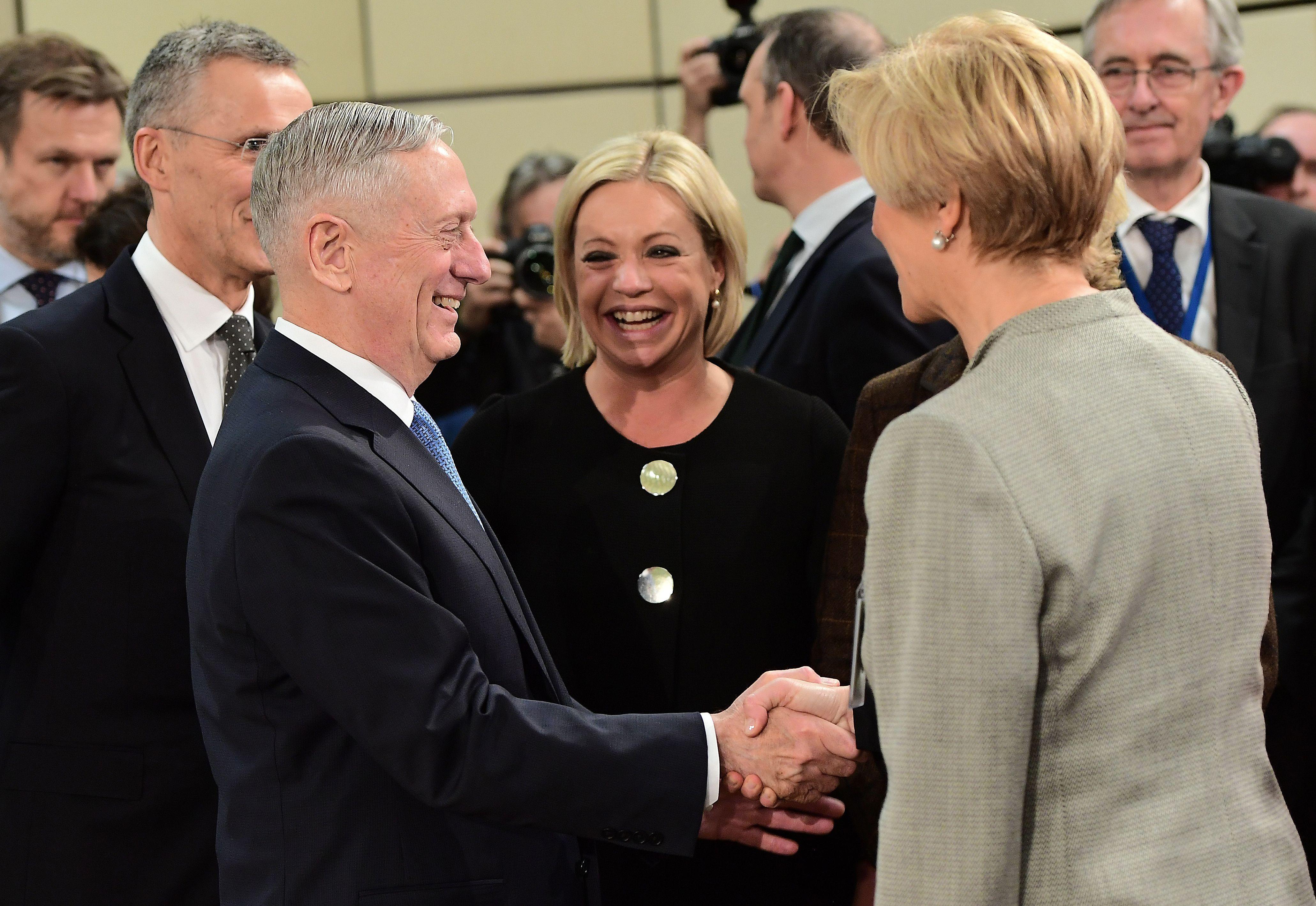 Mattis NATO