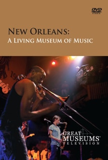 Image of New Orleans: A Living Museum of Music