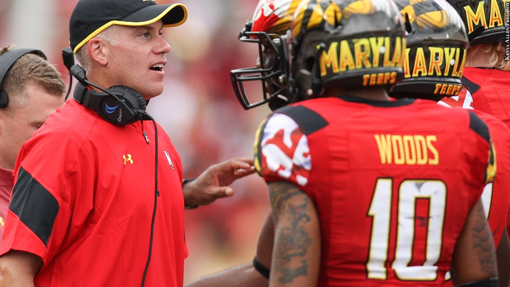 Issue 237: Maryland Terps Football: DJ Durkin (with Josh Woods)