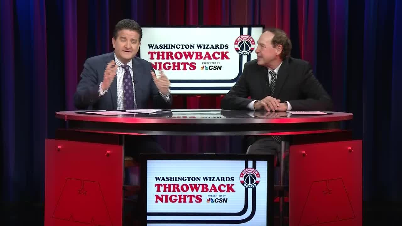 Wiz Mag Extra Terry Dischinger Throwback Night 1 28 16