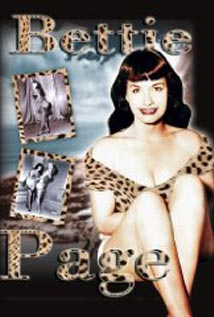 Image of Bettie Page: The Girl in the Leopard Print Bikini