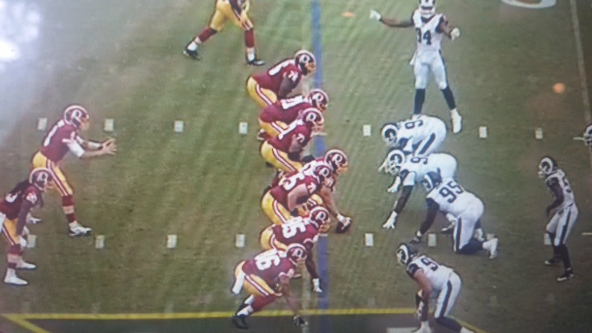 Skins 2nd D 1st Drive Rams