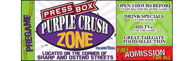 PressBox: Purple Crush Zone: info