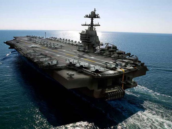 US Navy might get to skip Ford shock trials ahead of first deployment (defensenews.com)