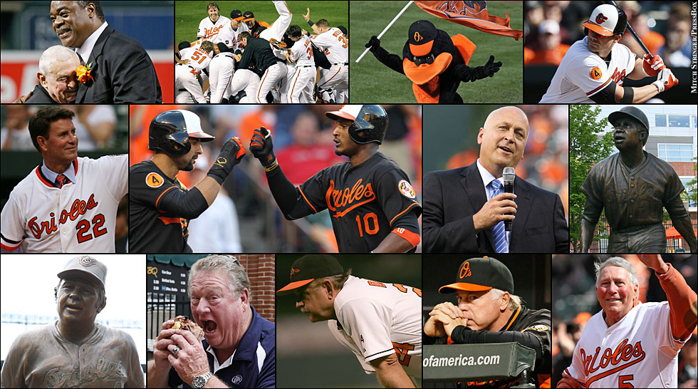 Issue 195: Cover Story: 60 Years Of Orioles Baseball