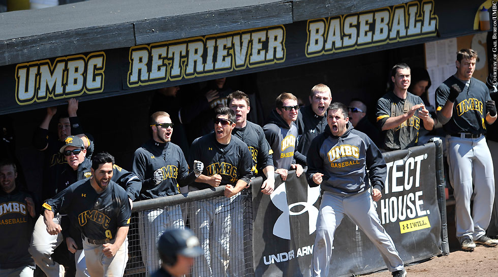 Issue 210: UMBC Baseball 2015