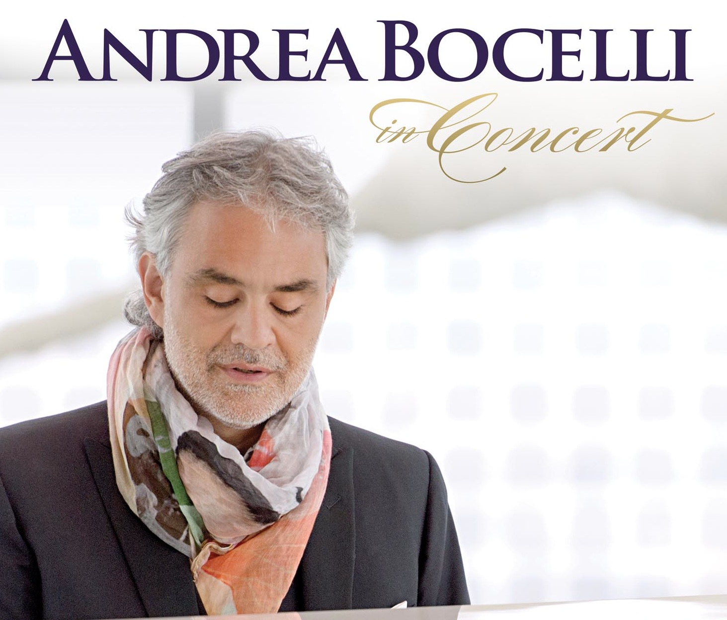 Andrea Bocelli In Concert Capital One Arena