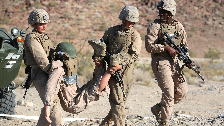 Integrated Task Force LAV Platoon initiates MCOTEA assessment