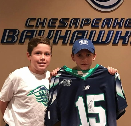 Chesapeake Bayhawks Join the Flock winner November 2016