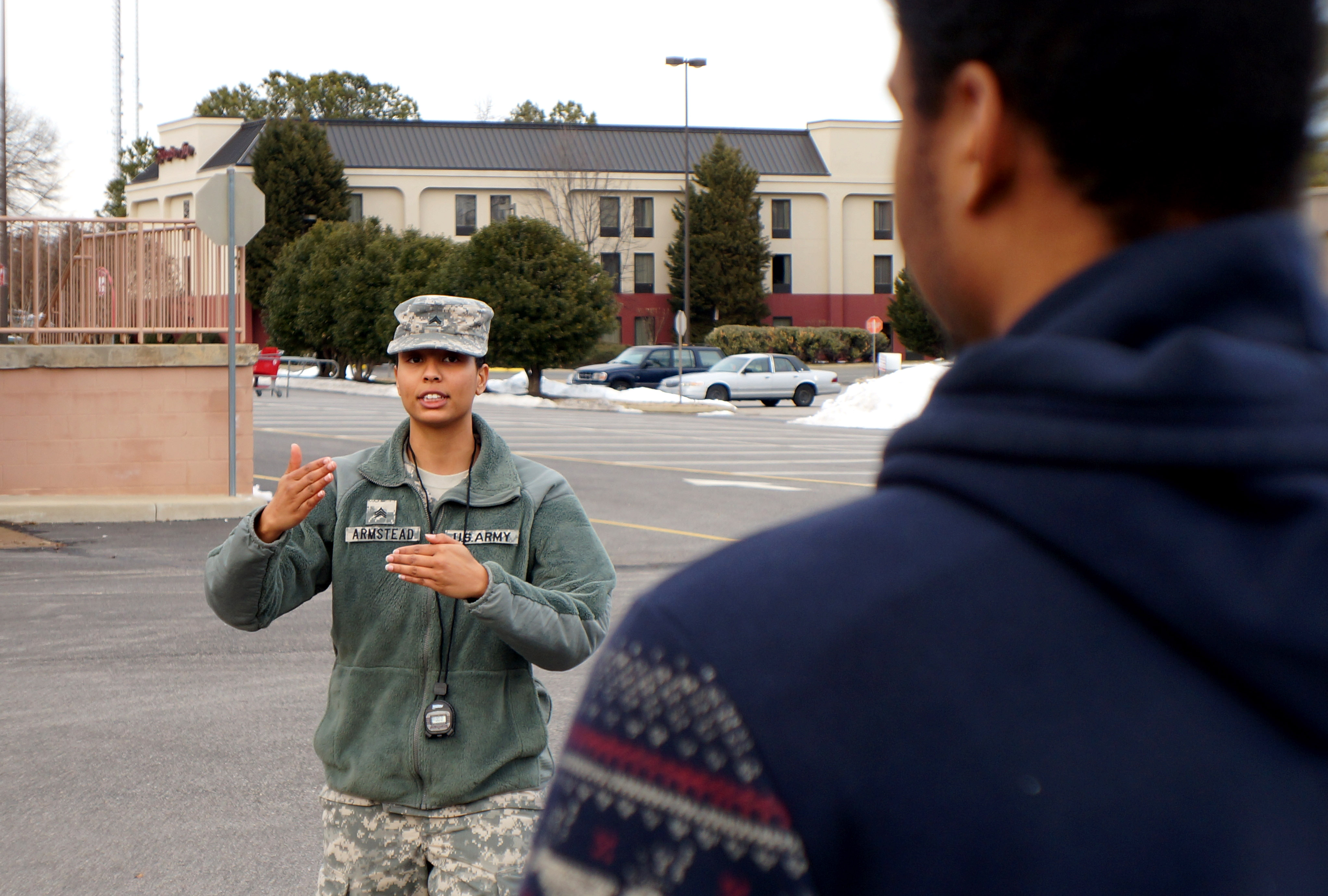army recruiter secret tactics