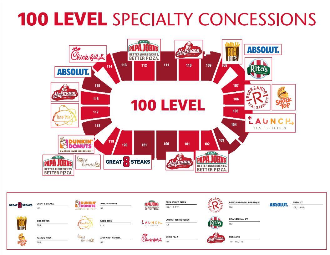 Concession Map 100