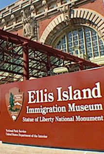 Image of Face of America: The Ellis Island Immigration Museum