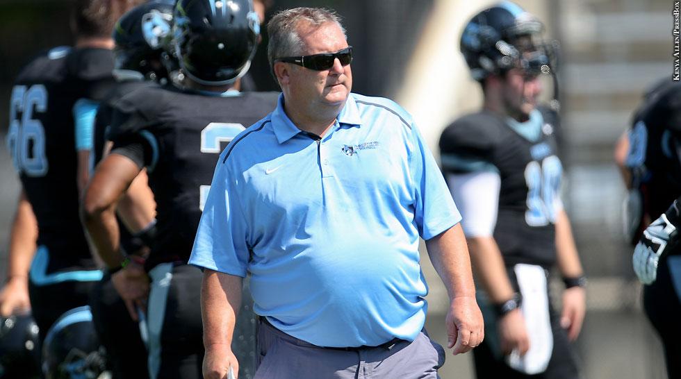 Johns Hopkins Football 2014: Jim Margraff